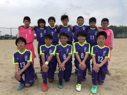 U12|北筑後地域リーグ 第1節