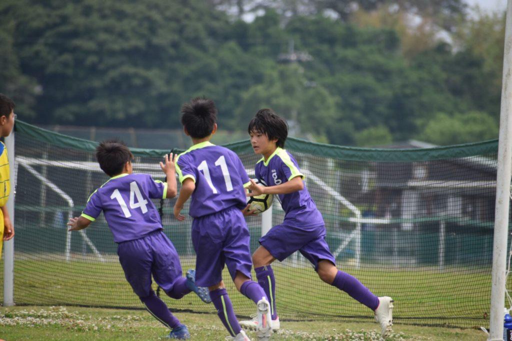 U12 ワールドチャレンジ2019 街クラブ熊本予選