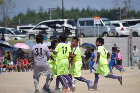 U11 九州ジュニアサッカー筑後地区最終予選