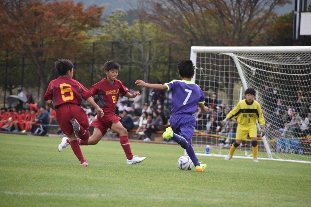 U12 第43回全日本U-12サッカー選手権大会 福岡県中央大会
