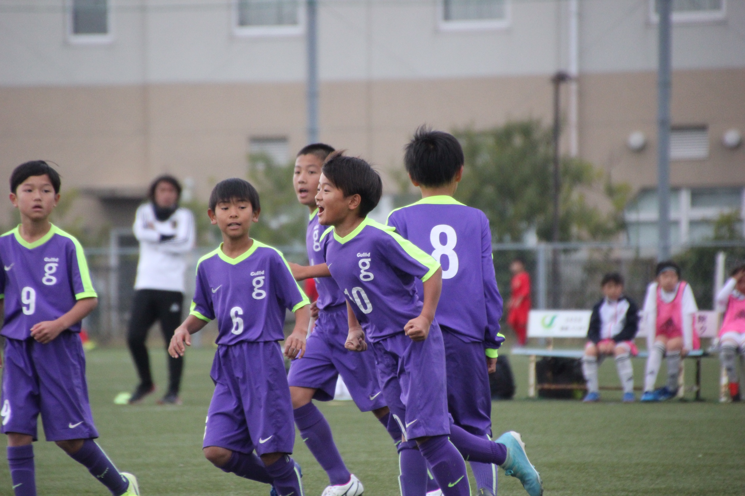 U11 第31回九州ジュニアU-11福岡県大会