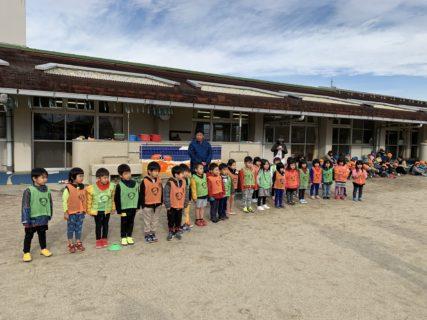 サッカー教室|美和みどり保育所