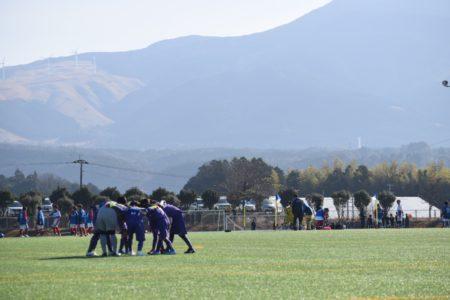 U-10,U-11セカプロカップin熊本|1日目 2019.12.28