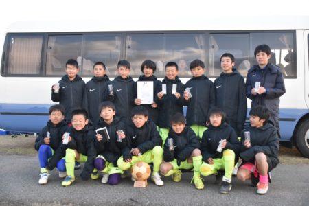 大川東カップU-12|2020.1.12-13