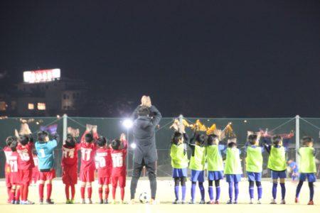 U8・U9|TRM vs Reveサッカースクール