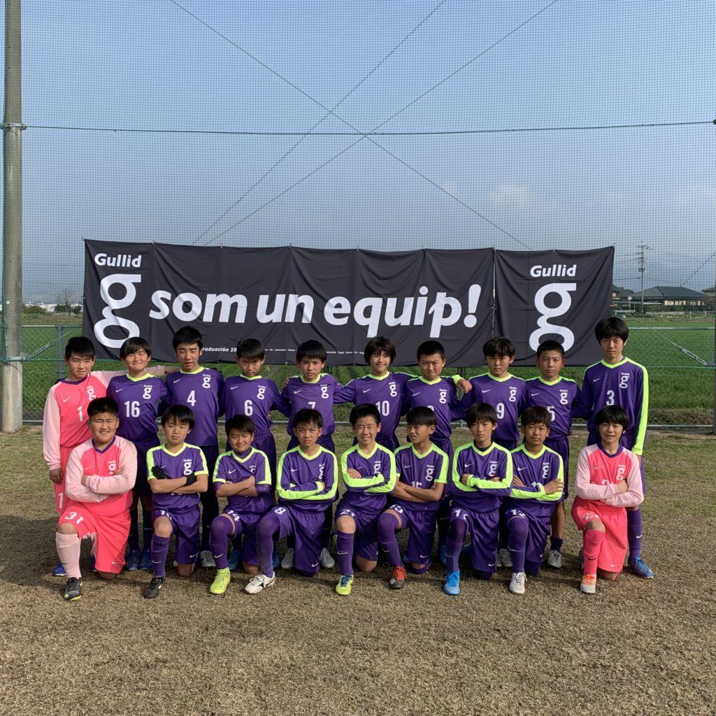 U12 第51回九州ジュニアU-12福岡県大会