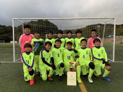 FukokaFootballCup2020 U-11  2020.2.8-2.9