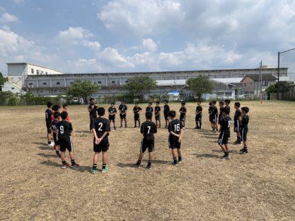 【Gullid Asakura U-15】 活動再開
