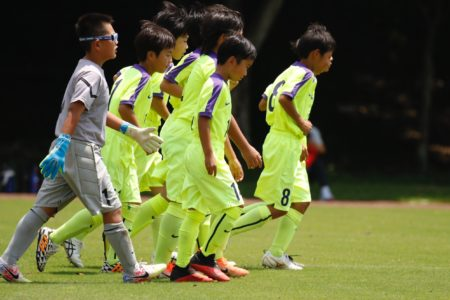 【U-11 夏の陣】 2020.7.18-7.19