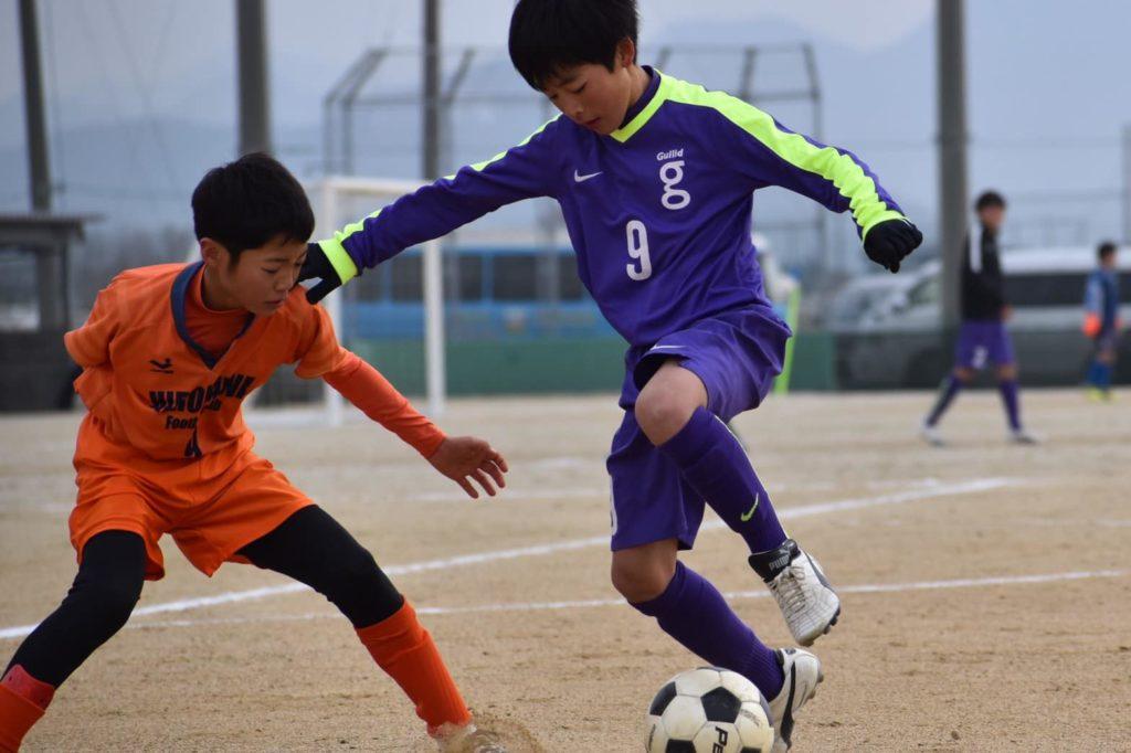 U12 九州ジュニアサッカー大会 筑後地区1次予選