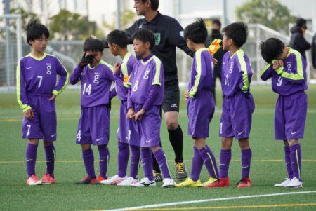 U11 第32回九州ジュニアサッカー大会福岡県大会