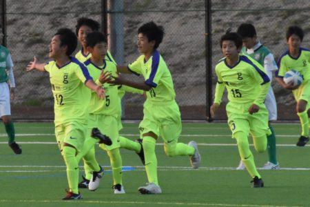 U13|U14クラブユース選手権予選2日目第3節