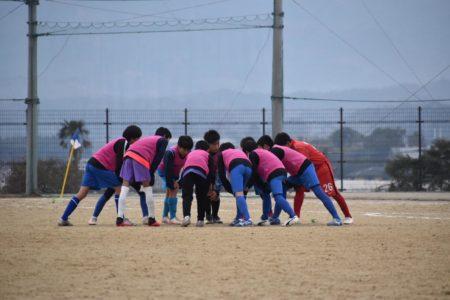 U12|トレーニングマッチ