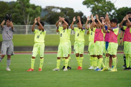 U12|小郡カップジュニアサッカー大会 準優勝