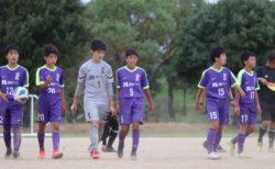 2021福岡県ユース(U-15)サッカーリーグ筑後支部昇格戦