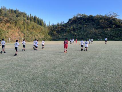 U14 ソレッソ熊本オータムカップ